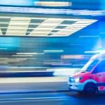 Los paramédicos contagiados con COVID-19
