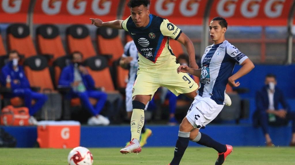 América vence dos goles por uno al Pachuca en su debut en el Apertura - América Pachuca partido Jornada 1 28072020