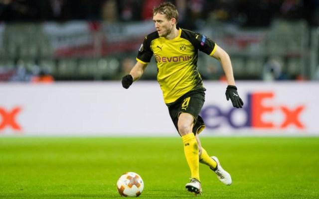 André Schürrle, campeón del mundo en 2014, anuncia su retiro de las canchas - André Schürrle. Foto de Borussia Dortmund