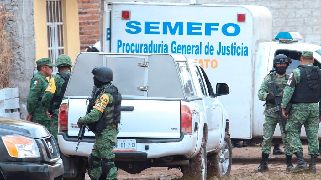 Dan prisión preventiva a 'El Jordan', implicado en ataque a centro de rehabilitación en Irapuato - ataque a centro de rehabilitación en Irapuato