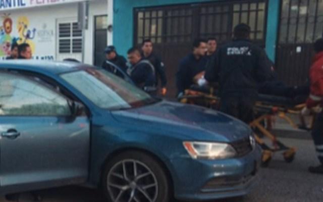 Atacan a custodio penitenciario en San Luis Potosí; muere su hijo en agresión - Foto de El Sol de San Luis