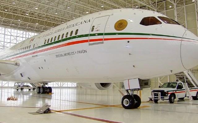 #Fotos Así es el interior del Avión Presidencial - Foto de captura de pantalla