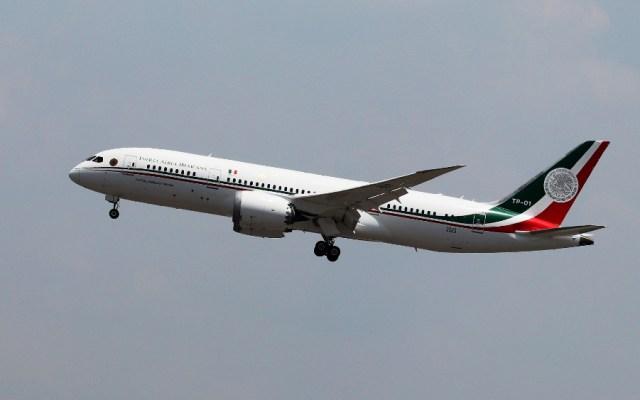 Confirman dos ofertas de compra y un anticipo por Avión Presidencial - Foto de EFE