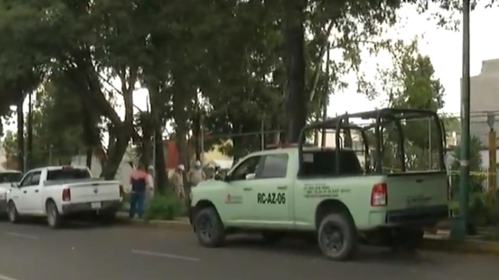Hallan toma clandestina de Pemex en Azcapotzalco - Azcapotzalco Toma Clandestina Pemex