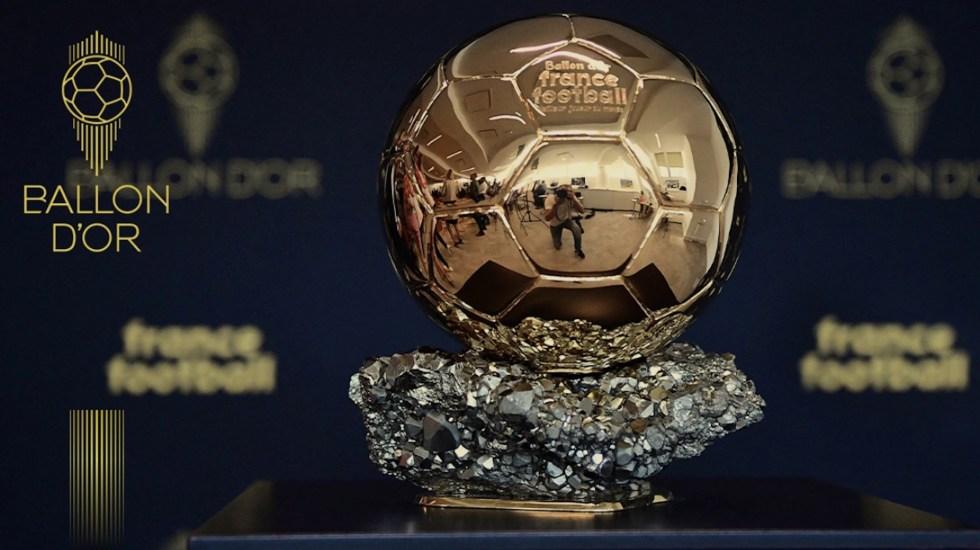 Ronaldo, Messi y Mbappé pelearán Balón de Oro 2021 - Foto de France Football