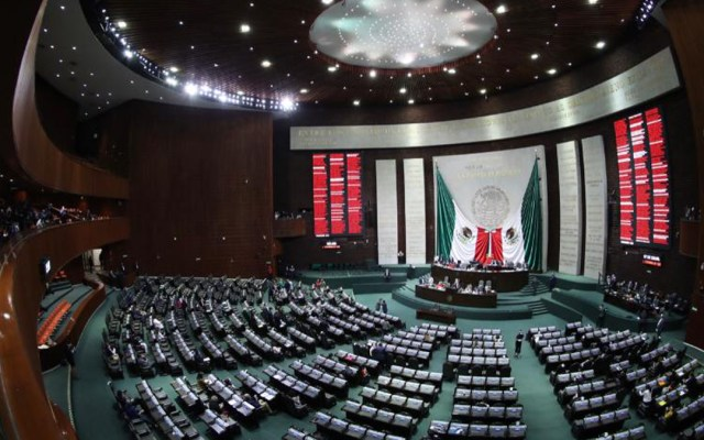 AMLO enviará proyecto de presupuesto 2021 el próximo 6 de septiembre al Congreso - Cámara de Diputados. Foto de @Mx_Diputados