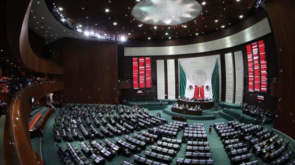 PT suma cuatro diputados y se convierte en la tercera fuerza política en la Cámara - Cámara de Diputados. Foto de @Mx_Diputados