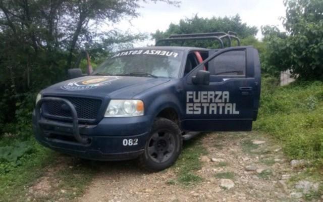 Grupos delictivos clonan camioneta de seguridad pública en Guerrero, confirma Héctor Astudillo - Foto de Twitter Héctor Astudillo