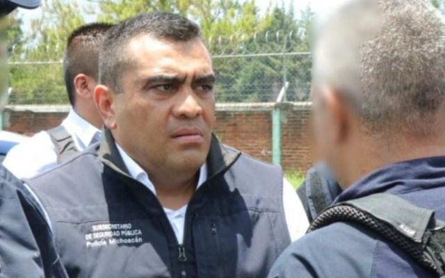Catean la casa de Carlos Gómez Arrieta por caso Ayotzinapa - Carlos Gómez Arrieta Michoacán Seguridad Pública