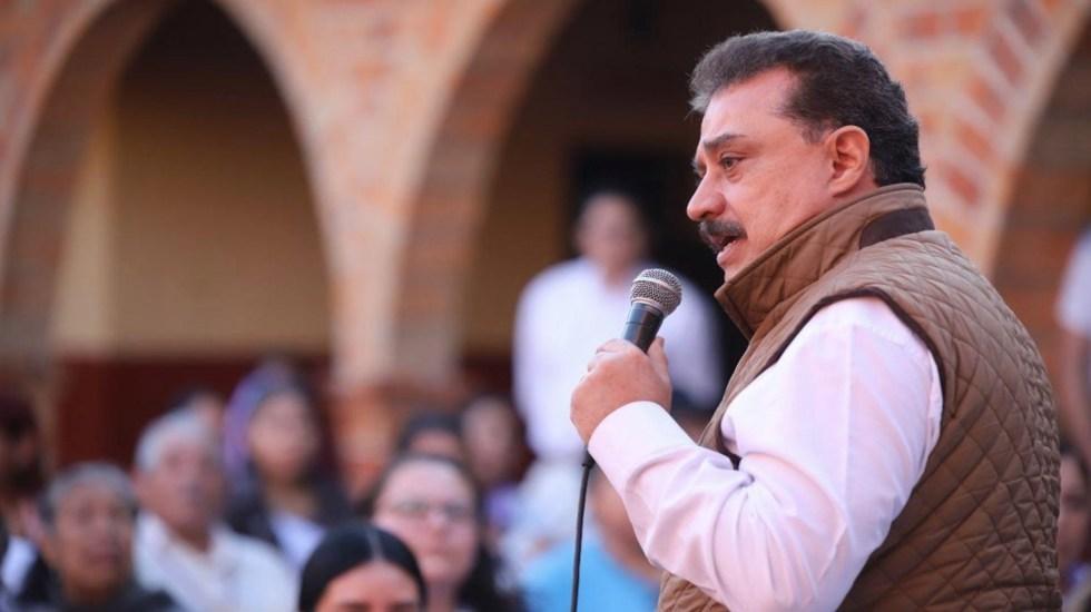 Tribunal anula sanción contra empresa del ex 'superdelegado' Carlos Lomelí - Foto de Facebook Carlos Lomelí Bolaños