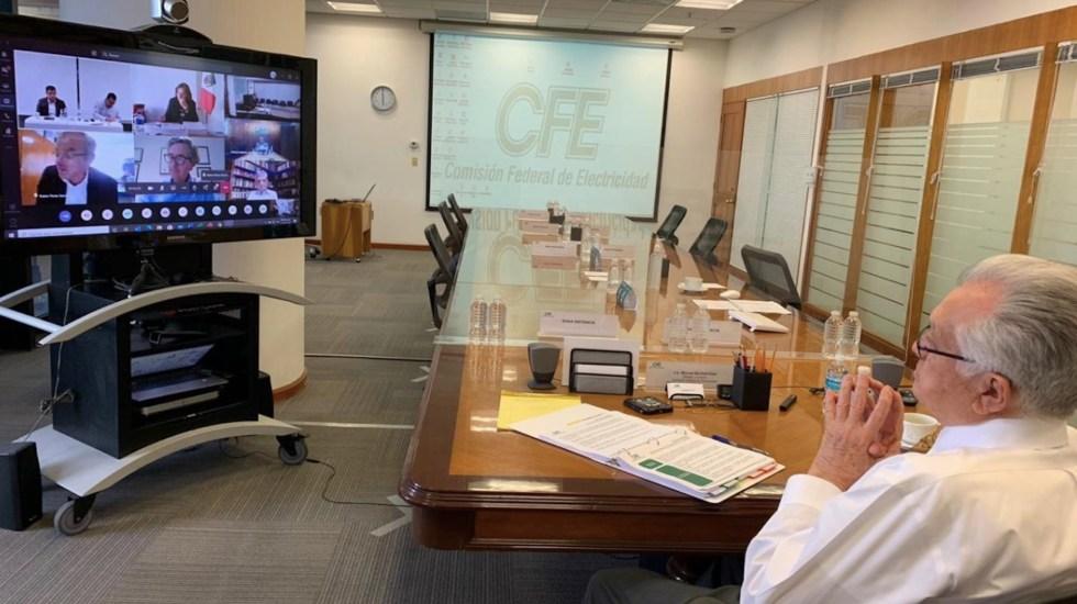 Aprueban fideicomiso que dará independencia financiera a CFE - Foto de CFE