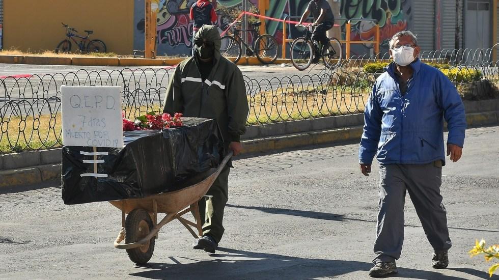 Cadáver en la calle pone en evidencia colapso en Cochabamba, Bolivia, por COVID-19 - Cochabamba Bolivia mundo COVID-19 cadáver muerto