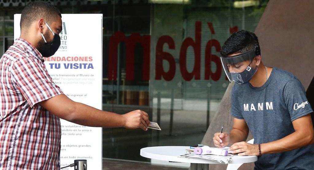 Bogotá vuelve a cuarentena estricta ante incremento de casos de COVID-19 - Foto de EFE