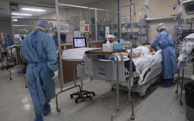 #Video México registra en las últimas 24 horas 7 mil 208 nuevos casos y 854 defunciones por COVID-19 - COVID-19 pandemia epidemia México coronavirus hospital