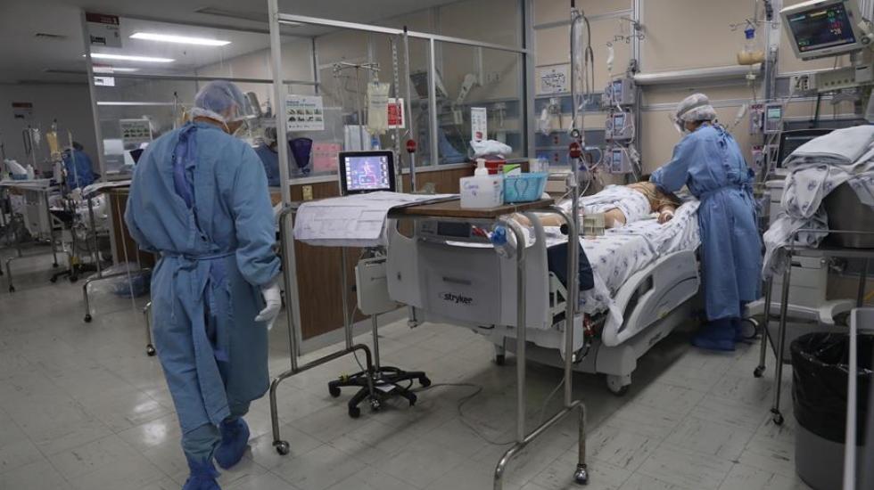 México contará con un mejor sistema de Salud tras la pandemia: López Obrador - COVID-19 pandemia epidemia México coronavirus hospital