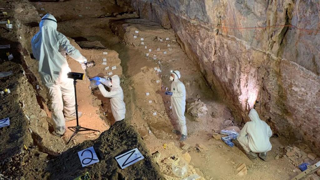 Hallazgo en México sugiere que humanos habitaron América antes de lo pensado - Cueva de Chiquihuite en México. Foto de Ciprian Ardelean