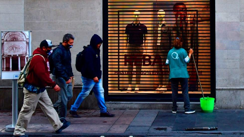 Población desocupada en México llegó a 2.8 millones de personas en junio, revela Inegi - desempleo México coronavirus COVID-19
