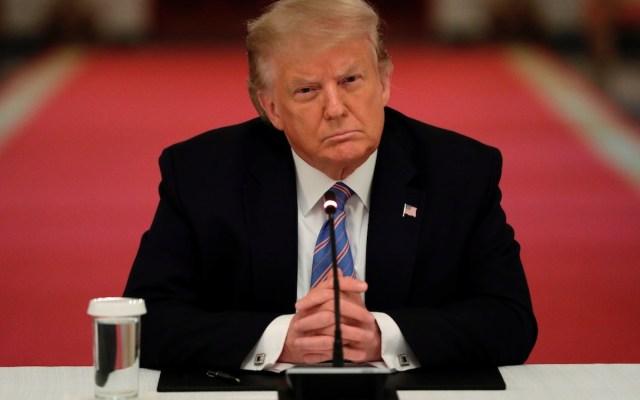 Trump desiste de plan para retirar visas a estudiantes universitarios que tomen solo clases en línea - Foto de EFE