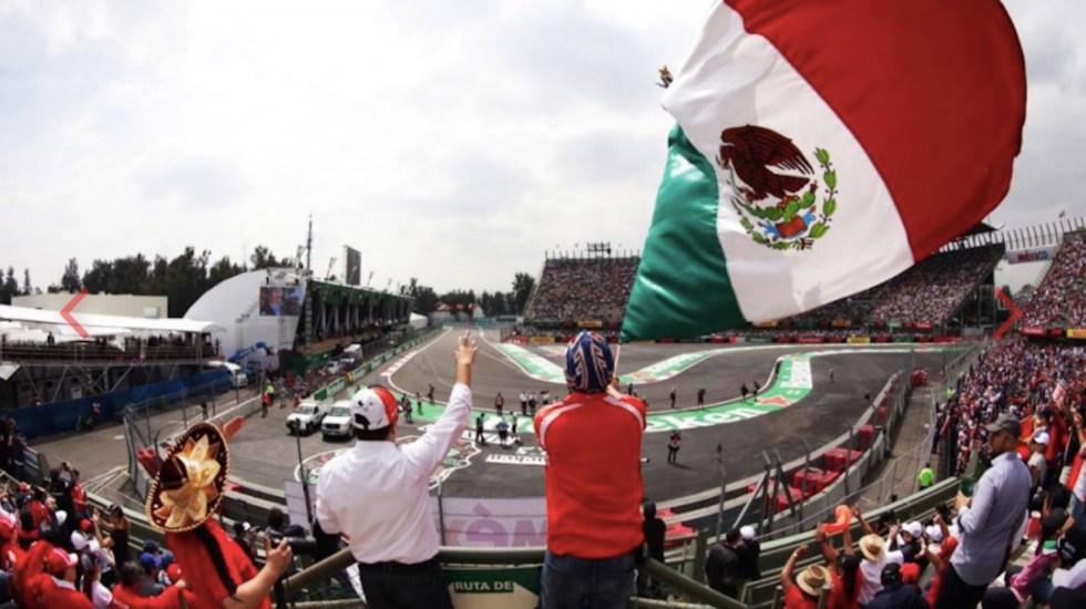 México aparece en calendario 2021 de la Fórmula 1