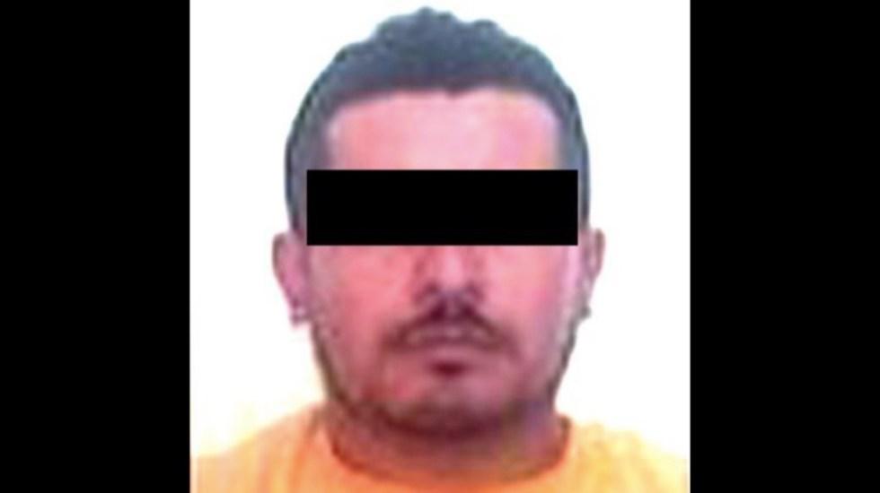 'El Mochomo' continuará arraigado 40 días más - En la foto, José Ángel Casarrubias Salgado, alias 'El Mochomo'. Foto de FGR