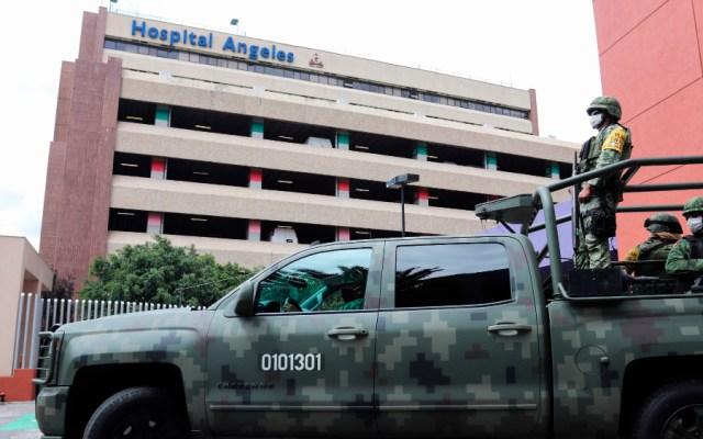 Dan de alta del hospital a Emilio Lozoya - Foto de EFE