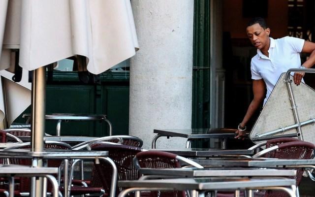 Cuarentenas por COVID-19 ponen en riesgo 197.5 millones de empleos, revela Consejo Mundial de Viajes y Turismo - Foto de EFE