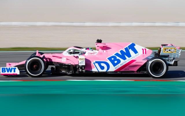 Se ha hecho un trabajo tremendo, pero quedan cosas por hacer, reconoce 'Checo' Pérez - Escudería Racing Point