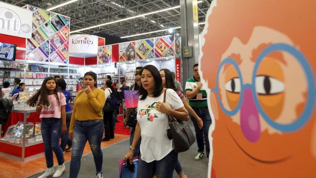 FIL de Guadalajara reporta primeras cancelaciones por epidemia - FIL Guadalajara Feria Internacional del Libro