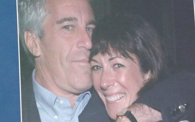 Niegan libertad bajo fianza a Ghislaine Maxwell - Ghislaine Maxwell con Jeffrey Epstein. Foto de EFE / Archivo
