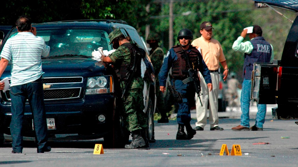Homicidio doloso y feminicidio, con tendencia al alza en 2020 - homicidio México