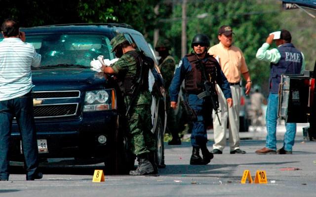 Falso que homicidio doloso vaya a la baja en México, revela Observatorio Nacional Ciudadano - homicidio México