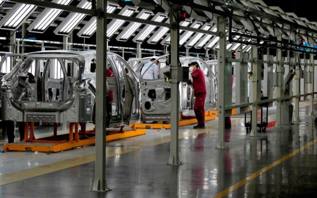Producción y exportación de autos cayó 20 por ciento en 2020 - Foto de EFE