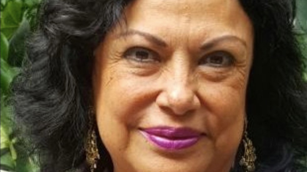 Nombran a Isabel Arvide cónsul de México en Estambul, Turquía - Foto de Twitter Isabel Arvide