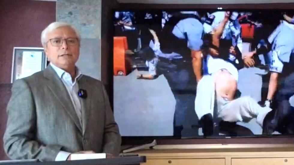 Periodista denuncia al gobernador Jaime Bonilla por corrupción, abuso de autoridad y tráfico de influencias - Jaime Bonilla.
