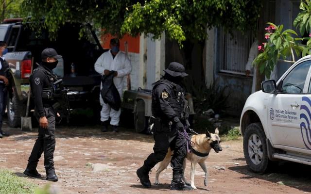 Suman 28 cuerpos hallados en fosa clandestina en El Salto, Jalisco - Jalisco El Salto fosas clandestinas desaparecidos