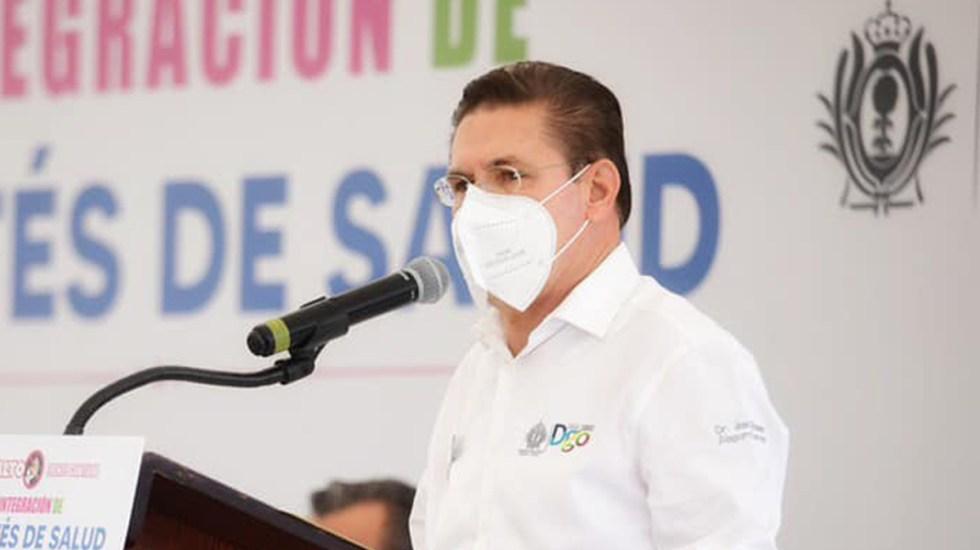 José Rosas Aispuro, gobernador de Durango, da positivo a COVID-19 - José Rosas Aispuro, gobernador de Durango. Foto de @JoseRosasAispuroTorres