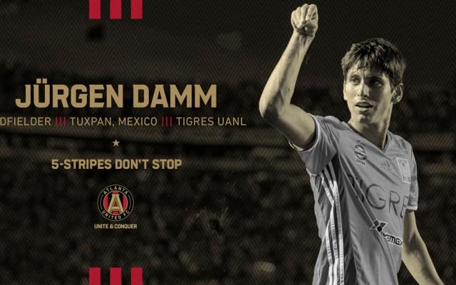 Atlanta United anuncia la llegada de Jürgen Damm - Jürgen Damm atlanta