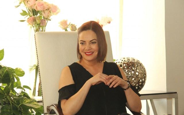 Karina Castro, esposa del gobernador de Querétaro, da positivo a COVID-19 - Karina Castro. Foto de @difestatalqueretaro