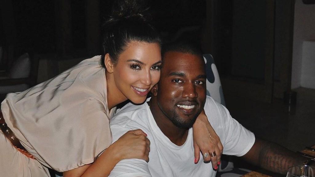 Kanye West ofrece disculpas a Kim Kardashian por revelar detalles privados - Kim Kardashian y Kanye West. Foto de @kimkardashian