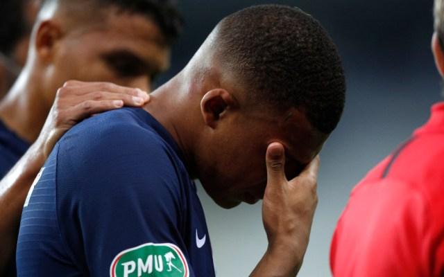 Mbappé dio positivo a COVID-19; se perderá partido de Francia contra Croacia - Foto de EFE