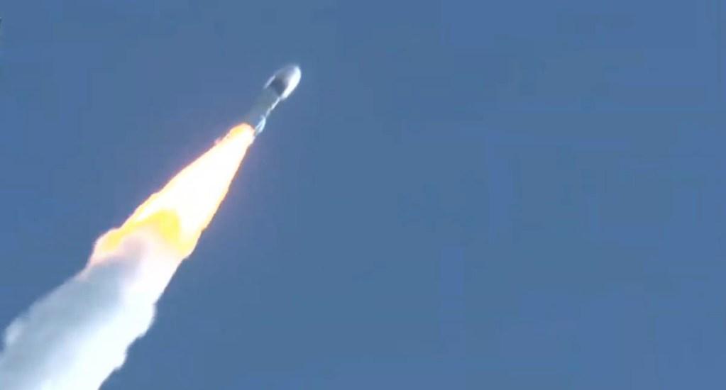 Lanzan al espacio sonda emiratí que orbitará Marte en febrero de 2021 - Lanzamiento Cohete Japón Marte Sonda