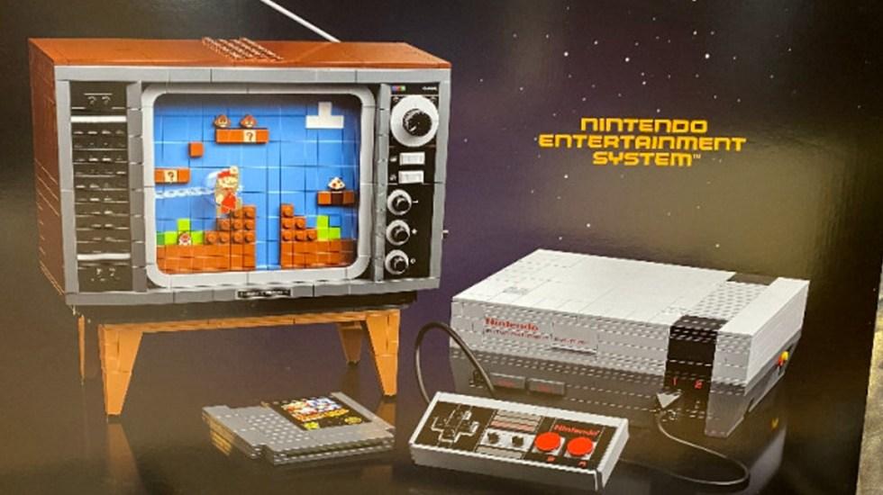 #Video LEGO trae la nostalgia del NES con este nuevo set - LEGO Nintendo Entertainment SystemLEGO Nintendo Entertainment System