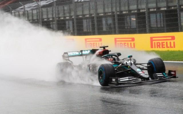 Lewis Hamilton saldrá primero en el Gran Premio de Estiria - Foto de EFE
