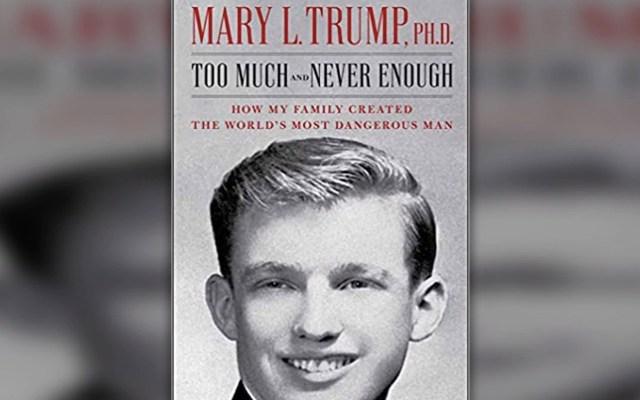 Adelantan lanzamiento de libro de la sobrina de Donald Trump - Foto de NY Daily News