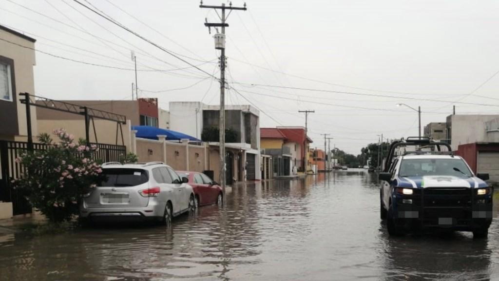 Hanna deja dos muertos y seis desaparecidos en su paso por México, confirma Protección Civil - Foto de Gobierno de Tamaulipas
