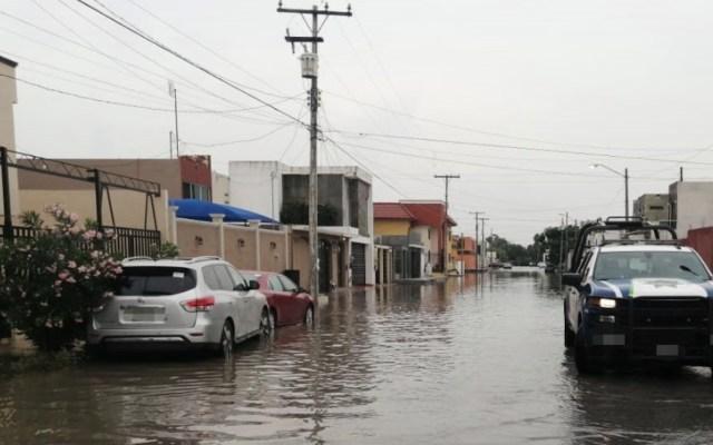 Dos muertos tras el paso de 'Hanna' en Tamaulipas - Foto de Gobierno de Tamaulipas