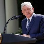 López Obrador habló 45 por ciento más rápido en la Casa Blanca