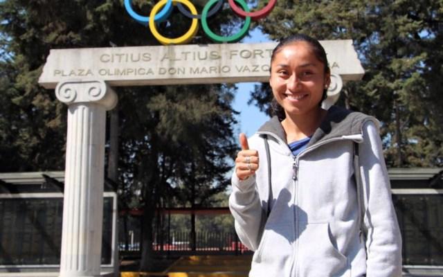 Lupita González se perderá Juegos Olímpicos de Tokio tras perder apelación ante el TAS - Foto de Comité Olímpico Mexicano