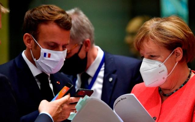 """El europeo es """"el peor acuerdo para Francia"""", dijo Le Pen - Foto de EFE"""