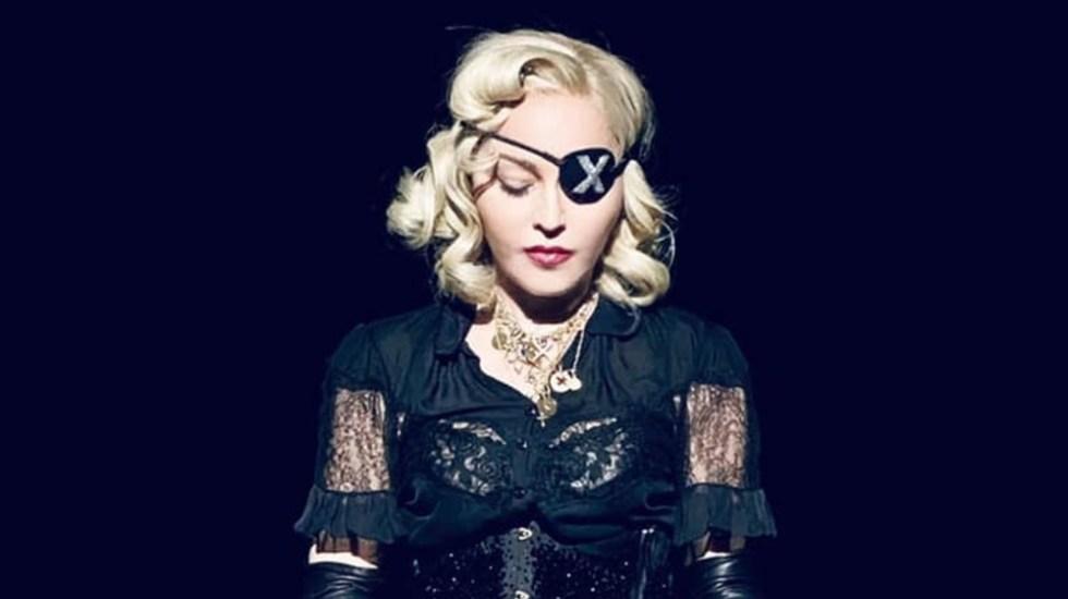 Instagram censura a Madonna por información falsa sobre COVID-19 - Foto de Madonna